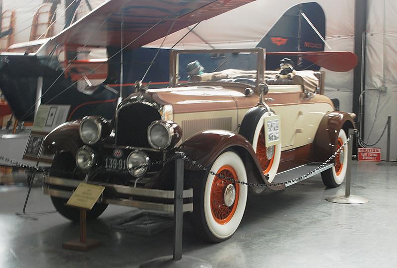 Chrysler 1927 Model E-80 Imperial ft lf