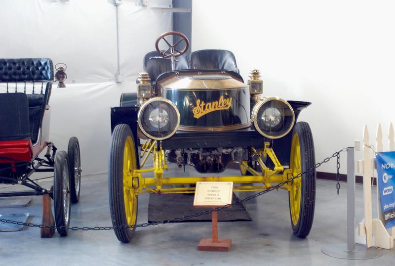 Stanley 1908 Model K front 1
