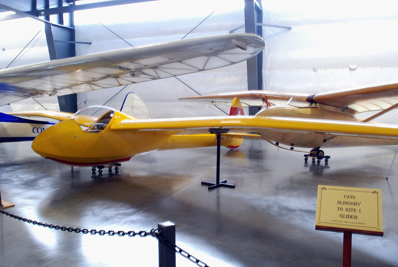 Moswey III Glider 1943 ft lf