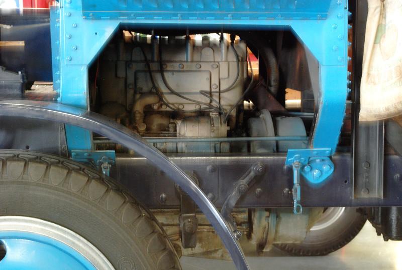 Autocar 1925 engine lf