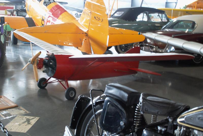 American Junior Target Drone 1941-43 ft lf
