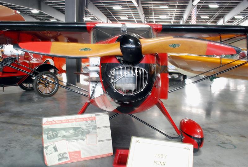 Funk 1937 Model B front