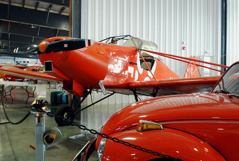 Callair 1959 Model A-6 side lf