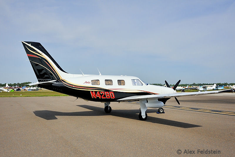 1988 Piper PA-46-310P Malibu