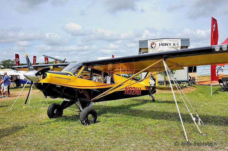 Aviat Husky A-1