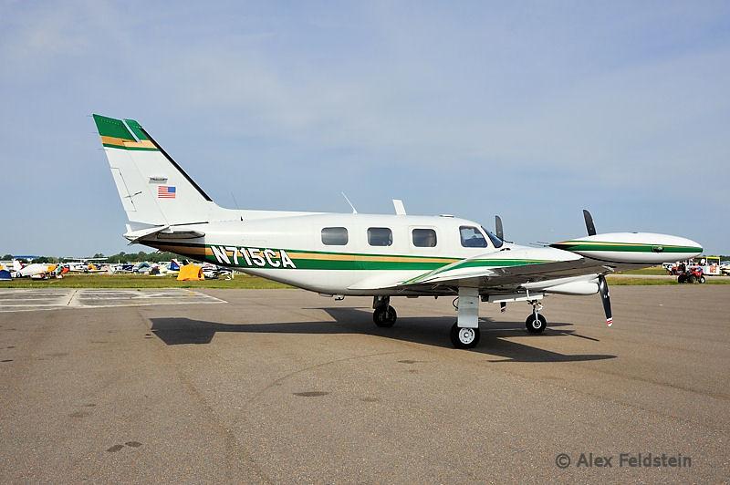 Piper PA-31T