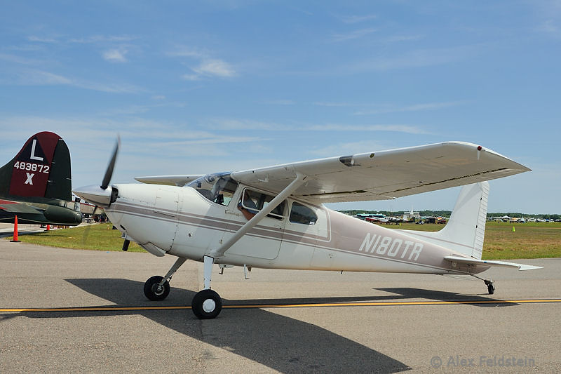 1956 Cessna 180A