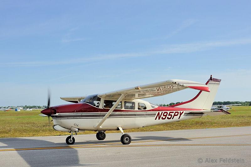 1964 Cessna 210E Centurion