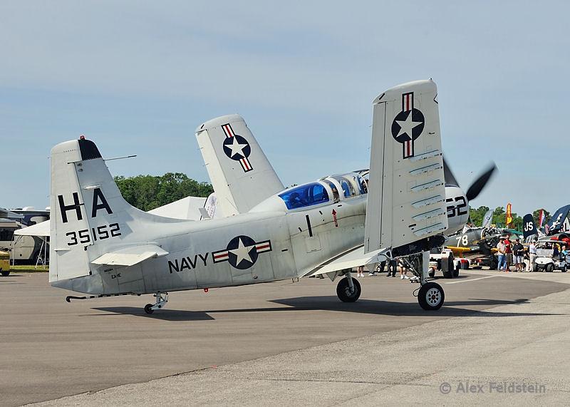 1955 Douglas EA-1E