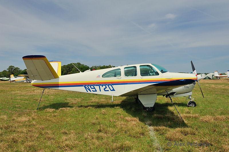 1961 Beechcraft Bonanza P35
