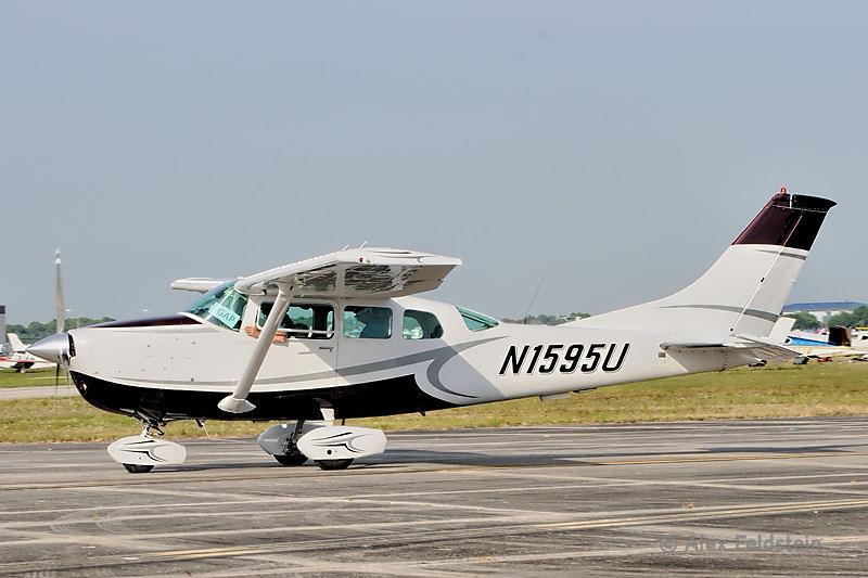 1973 Cessna U206F