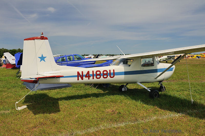 1963 Cessna 150D