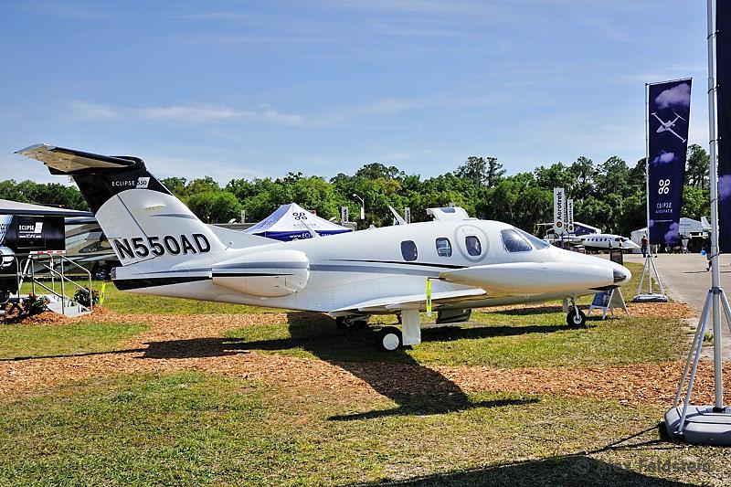 2013 Eclipse Aviation Corp EA500
