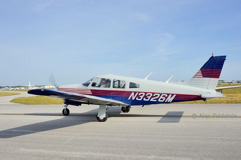 1977 Piper PA-28R