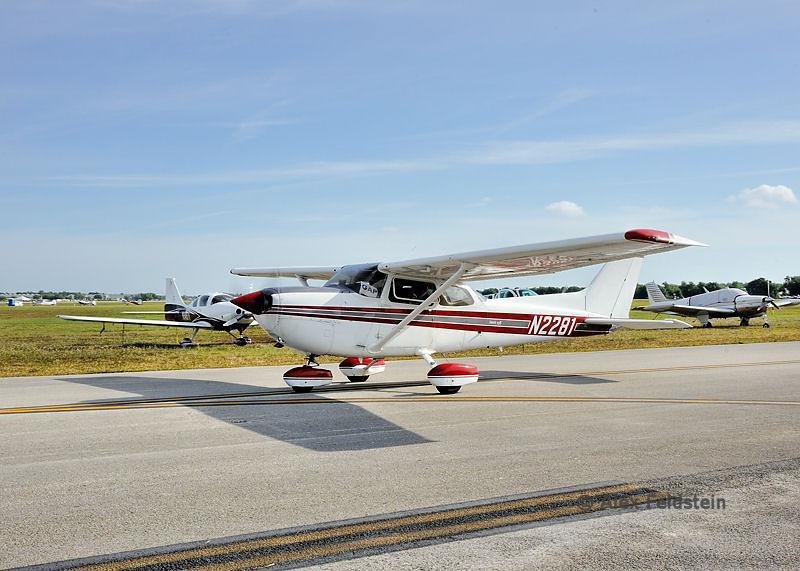 1979 Cessna R172K Hawk XP