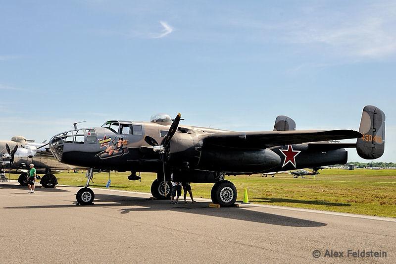 1944 North American B-25J Mitchell