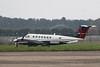 Beech 350 King Air, N935EU<br /> By Clive Featherstone.