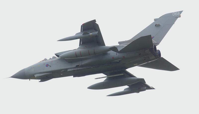 Tornado GR4 ZA604<br /> By Jim Calow.