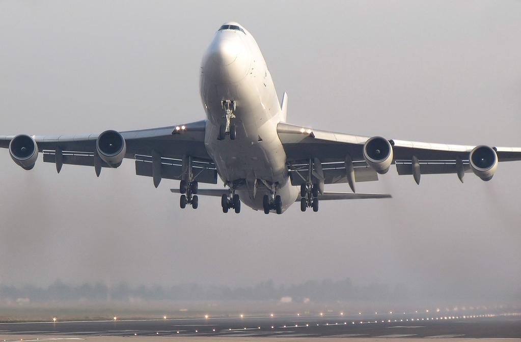 Kalitta Air Boeing 747-246F(SCD), N746CK<br /> By Les York