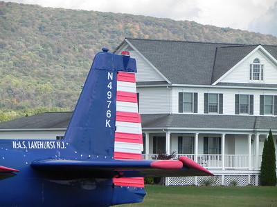 Golden Age Air Museum Oct 2014