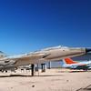 Republic F-105D Thunderchief 61-0107 ft rt