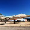 Republic F-105D Thunderchief 61-0107 side rt