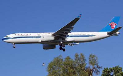 B-6086 CHINA SOUTHERN A330-300