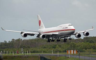 20-1101 JAPAN AIRFORCE B747-400