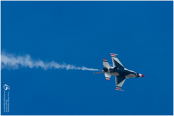 2015 Cleveland Airshow - US Air Force Thunderbirds