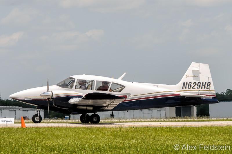 1958 PIPER PA-23-160
