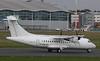 Stobart Air ATR 42, EI-EHH<br /> By Correne Calow.