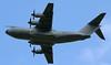 RAF A400M ZM403.<br /> By Jim Calow.