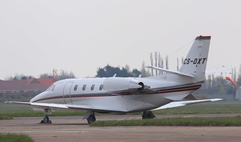 NetJets Europe, Cessna 560XL Citation XLS, CS-DXT<br /> By Correne Calow.