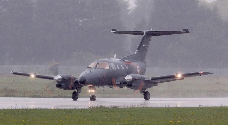 French AF EMB-121AA Xingu 099/YP.<br /> By Jim Calow.