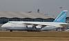 Antonov Design Bureau, An-124-100M, UR-82027<br /> By Steve Roper.