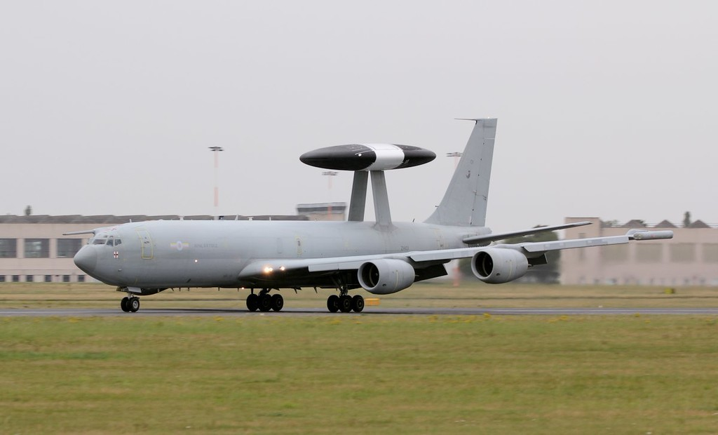 E-3D Sentry ZH101.<br /> By Jim Calow.