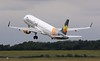 Thomas Cook, A321, G-TCDH<br /> By Correne Calow.