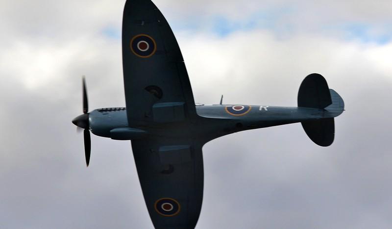 Spitfire PR.XI PL965 (G-MKXI)<br /> By Steve Roper.