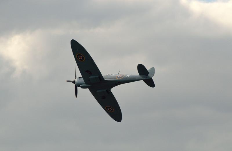 Spitfire PR.XI PL965 (G-MKXI)<br /> By Kev Barwell.