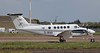 German Pellets B200 Super King Air, D-IRAR arrived yesterday evening.<br /> By Jim Calow.
