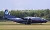 Ukraine Air Alliance (UAA) Antonov An-12BK, UR-CGV<br /> By Correne Calow.