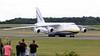 Antonov Design Bureau, An-124, UR-82073 heading for Stand 1A<br /> By Jim Calow.