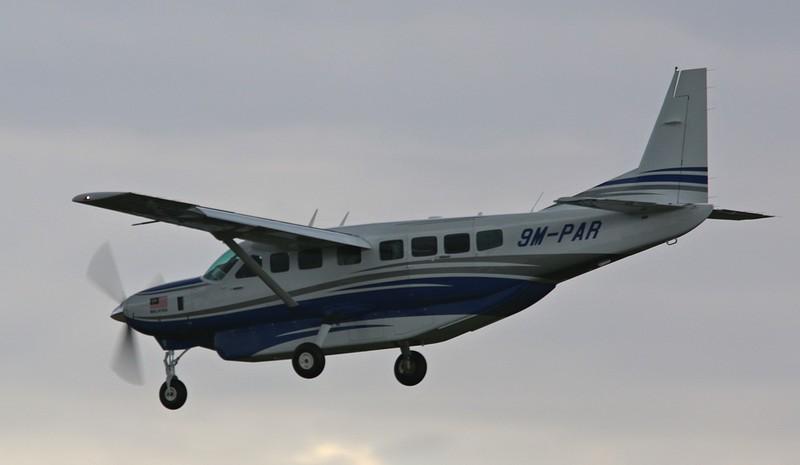 Cessna 208, 9M-PAR<br /> By Correne Calow.
