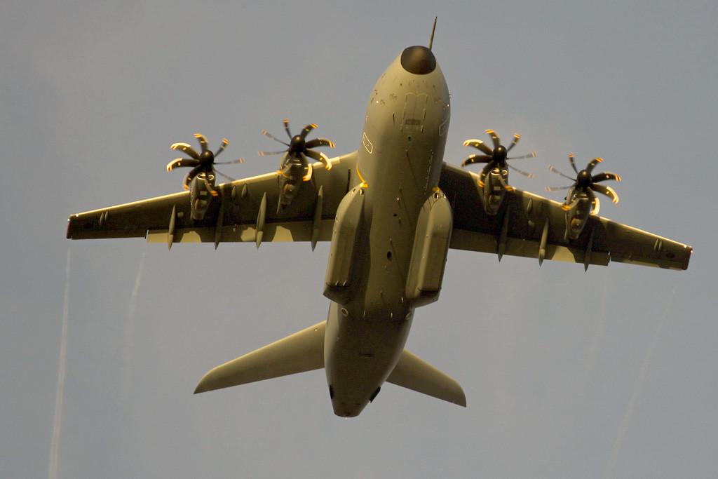 RAF A-400 ZM400.<br /> By Graham Vlacho.
