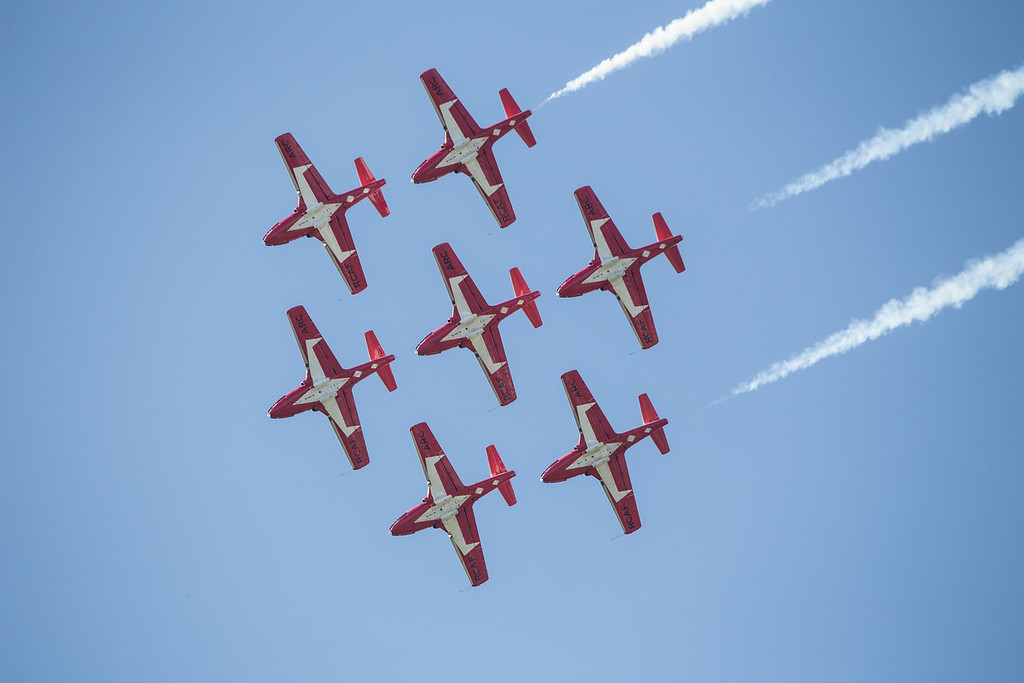 The Snowbirds: 431 (AD) Sqn