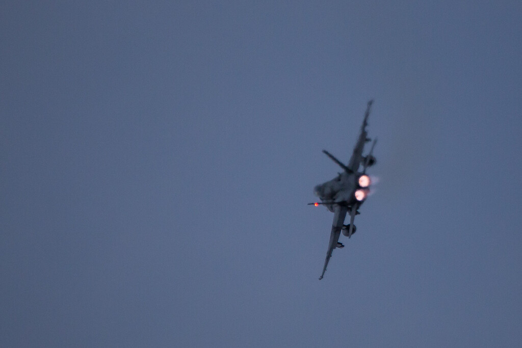 RCAF CF18 Hornet