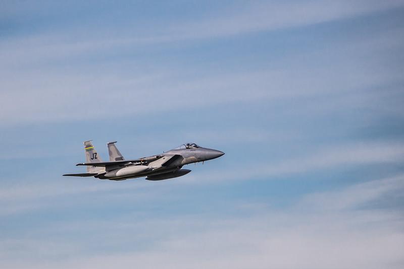 """Louisiana ANG F15 -- The """"Bayou Militia"""""""