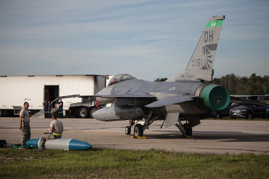 Ohio ANG F16C