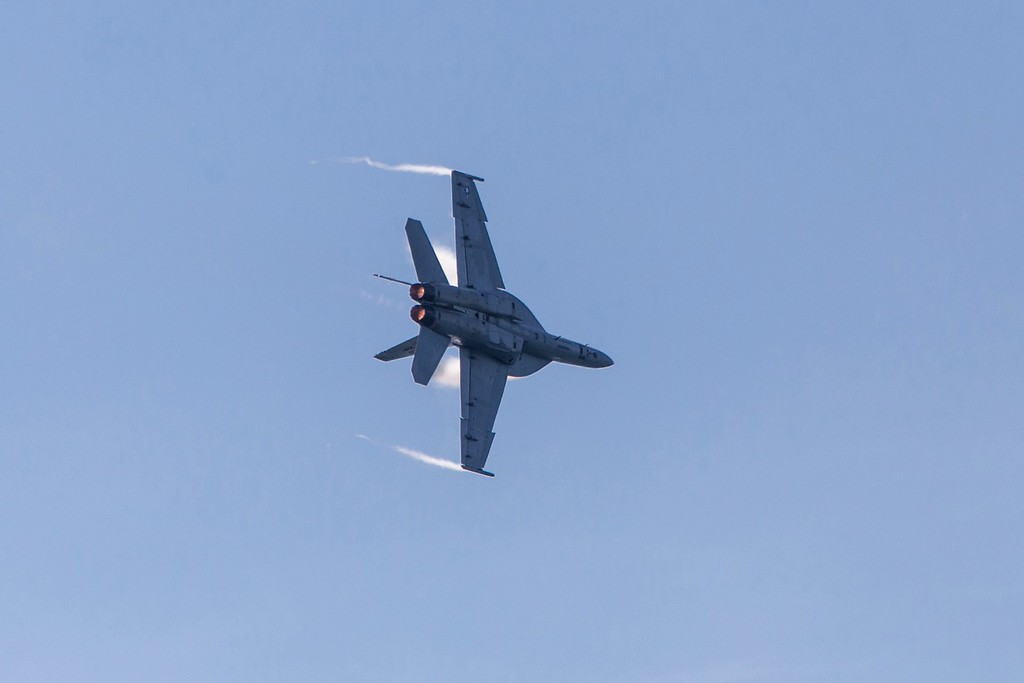 US Navy F/A18F Super Hornet