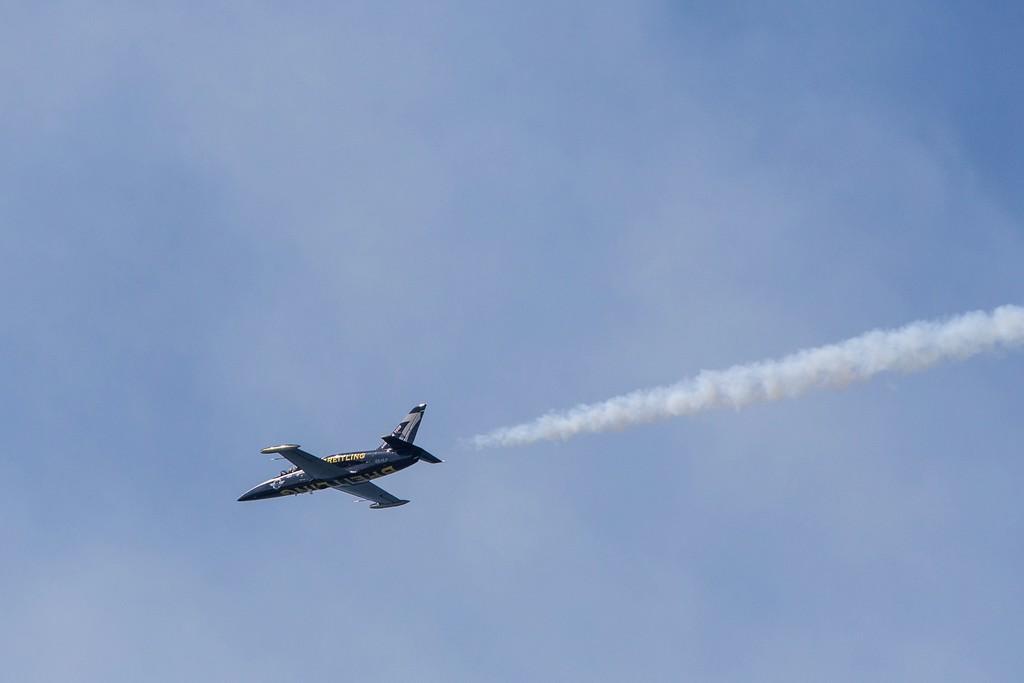 Breitling Jet Demo Team
